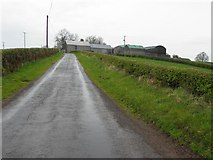 H5366 : Dervaghroy Road by Kenneth  Allen
