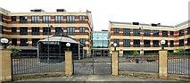 NZ2463 : Bridge Court, Newcastle riverside by Andrew Curtis