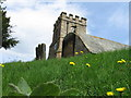NZ3621 : St Peter's Church, Bishopton by Alex McGregor