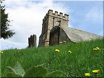 NZ3621 : St Peter's Church, Bishopton by Alex McGregor