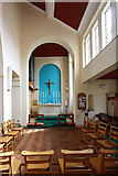 TQ1372 : St Augustine of Canterbury, Hospital Bridge Road, Whitten, London TW2 6DE - South Chapel by John Salmon