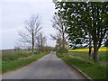 TM3269 : Pound Green Road, Badingham by Adrian Cable