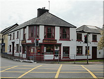 SN9903 : White Lion, Aberdare by Jaggery