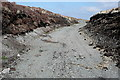 R1477 : Forestry road on Slievecallan by Graham Horn