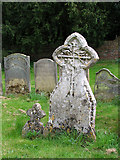 TF5315 : St John's church, Terrington St John - churchyard by Evelyn Simak