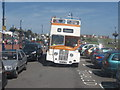 ST1166 : Bus on the Seafront by David Roberts