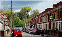 J3472 : Rutland Street, Belfast by Albert Bridge