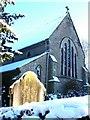 SO9975 : Holy Trinity Church, Lickey by Lorraine Wheale