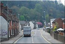 TQ4210 : Malling St (A26) by N Chadwick