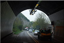 TQ4210 : Exit to the Cuilfail Tunnel by N Chadwick