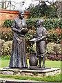 SJ9097 : Moravian Monument by David Dixon
