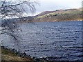 NN8459 : Loch Tummel near Wester Duntanlich by Maigheach-gheal