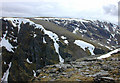 NN4288 : The Creag Meagaidh plateau by Nigel Brown