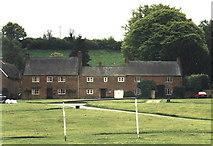 SP4147 : Warmington village green, Warwickshire by nick macneill