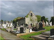 O0663 : Church and graveyard at Ardcath, Co. Meath by Kieran Campbell