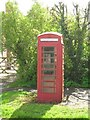 SE7457 : Phone Box, Skirpenbeck by JThomas