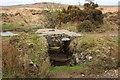 SX5281 : Clapper bridge over mine leat by Guy Wareham