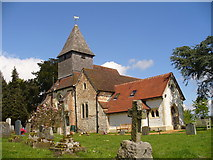 SU6462 : St Mary's, Silchester Parish Church by Colin Smith