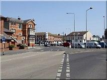 TF5663 : Wainfleet Road, Skegness by Dave Hitchborne