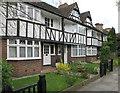TQ1981 : House with balcony, Prince's Drive by David Hawgood