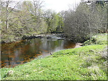 NM8162 : Strontian River by Russel Wills