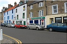 NO5603 : Anstruther Post Office by edward mcmaihin