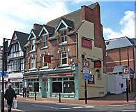 SJ9223 : The Tavern, 33 Greengate Street by P L Chadwick
