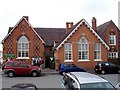 SP2855 : Wellesbourne Village Hall - Polling Station by David P Howard