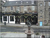 NT2573 : Greyfriars Bobby's Bar, Edinburgh by Kenneth  Allen