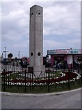 TG5307 : Far East Prisoners of War Memorial, Great Yarmouth Seafront by Paul Shreeve