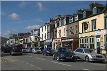 SH5638 : Porthmadog High Street by Mike Pennington