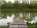 SJ7660 : Dingle Lake (3) by Stephen Craven