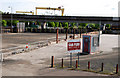 J3474 : Station Street development site, Belfast (2) by Albert Bridge