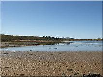 NR8262 : View from Kennacraig causeway by Andrew Abbott