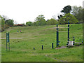 TQ4578 : Outdoor gym on Plumstead Common by Stephen Craven