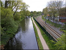 SP0483 : Bridge View by Gordon Griffiths