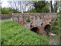 TM2868 : Frostley Bridge near Dennington by Adrian Cable