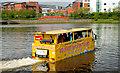 J3473 : Amphibious bus, Belfast (7) by Albert Bridge