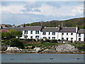 NR3645 : Frederick Crescent, Port Ellen by Andrew Abbott