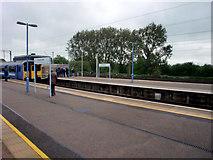 TL3707 : Broxbourne Station, Hertfordshire by Christine Matthews