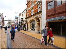 SU6351 : Basingstoke - Winchester Street by Chris Talbot