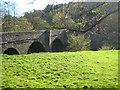 SX3680 : Greystone Bridge by Rod Allday