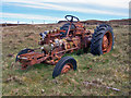 NG2466 : Photogenic tractor at Waternish (1) by Richard Dorrell