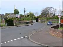 NS3420 : Railway Bridge by Andy Farrington