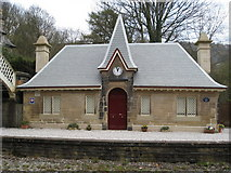 SK3057 : Cromford Station by Tony Bacon