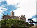 SW5129 : St Michael's Mount by David Dixon