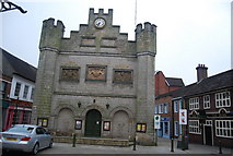 TQ1730 : The Old Town Hall, Horsham by N Chadwick