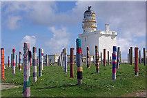 NJ9967 : Kinnaird Head Lighthouse by Stephen McKay