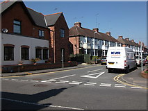 SP2972 : Henry Street, Kenilworth by John Brightley