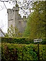 NZ0461 : Bywell Castle by Andrew Curtis